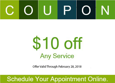 10% off total for new customers up to $30